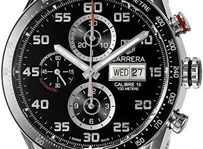 タグホイヤーの腕時計を高く売るなら。おすすめの一括査定サイトを紹介!【買取価格比較】